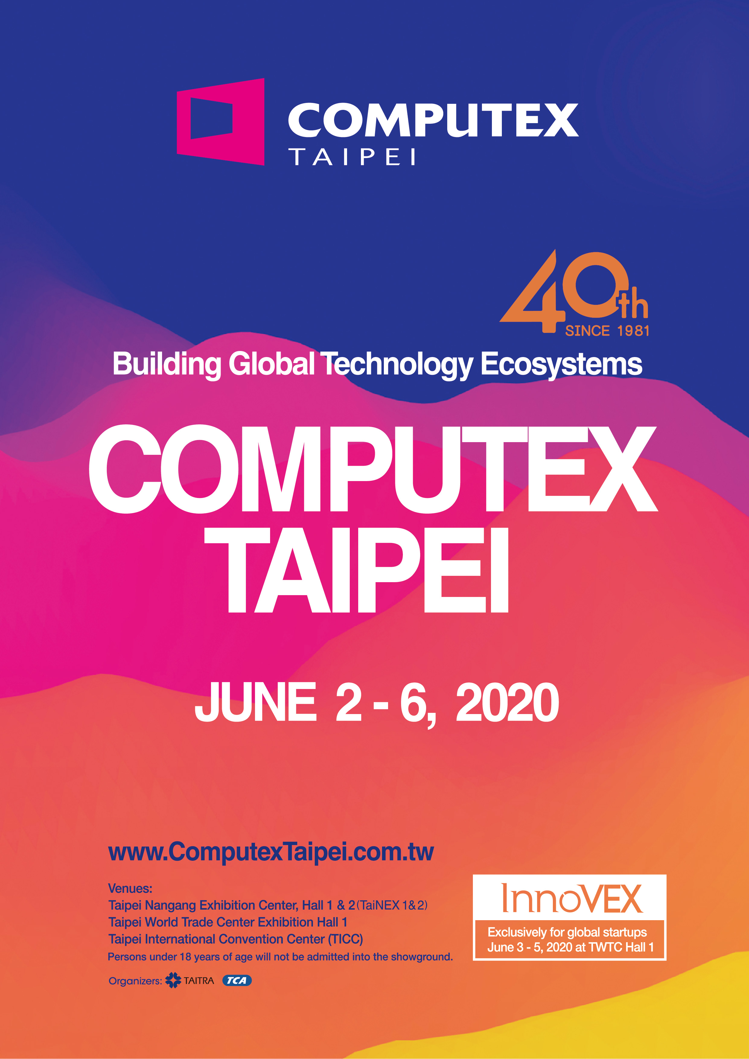 Globefan will exhibit in Computex Taipei 2020