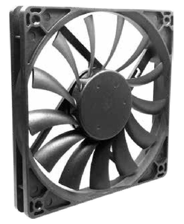 120*120*15mm DC Axial Fan