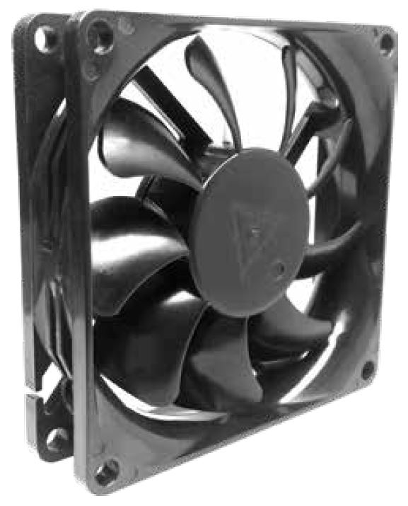 80*80*20mm DC Axial Fan