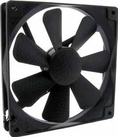 140*140*25mm DC Golf Fan