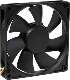 92*92*15mm DC Axial Fan