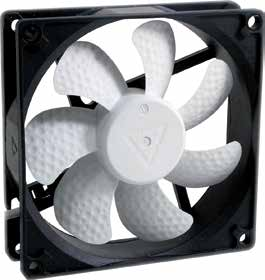 92*92*25mm DC Golf Fan