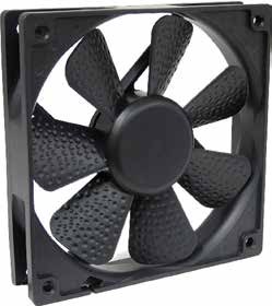 120*120*25mm DC Golf Fan