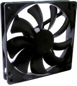 140*140*25mm DC Axial Fan