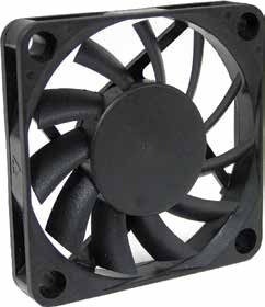 60*60*10mm DC Axial Fan