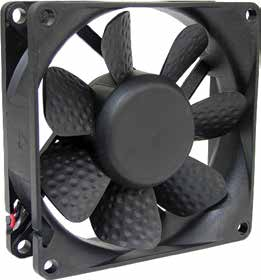 80*80*25mm DC Golf Fan