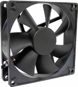 92*92*25mm DC Axial Fan
