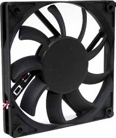 120*120*15mm DC Axial Fan