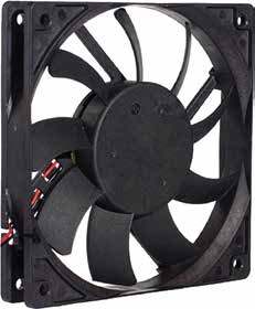 120*120*20mm DC Axial Fan