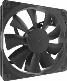 120*120*25mm DC Axial Fan