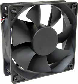 120*120*38mm DC Axial Fan