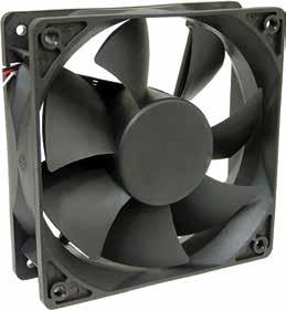 120*120*38mm DC Industry Fan